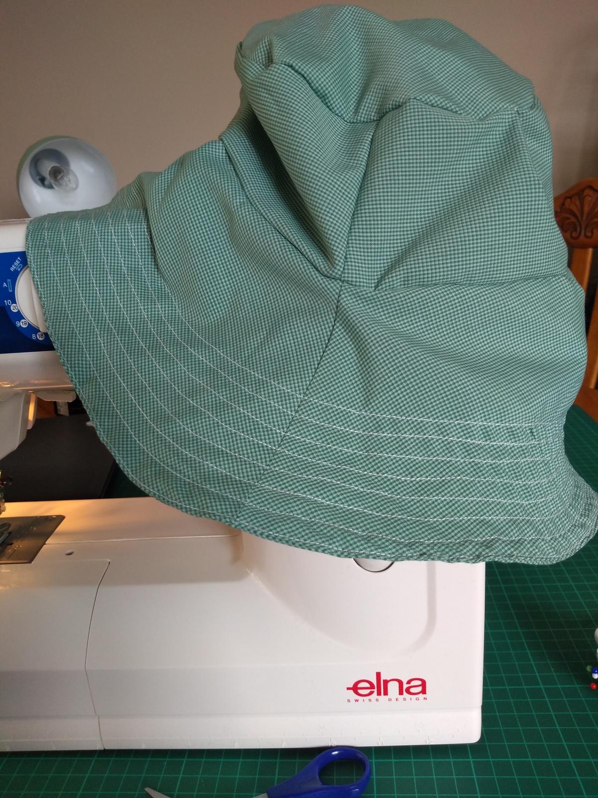 Free Bucket Hat sewing pattern Rosery Apparel
